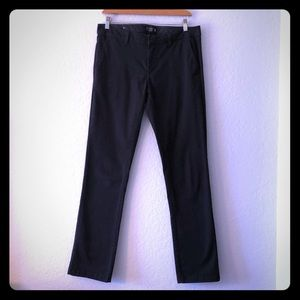 Black Volcom pants